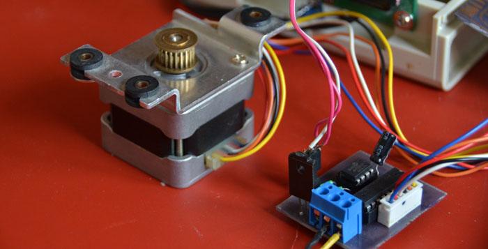 Octopus Engine Mechatronic Electronic 3print